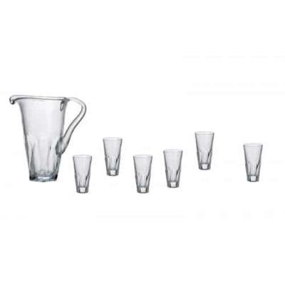 Set Apo Glass 1 + 6 pohárov