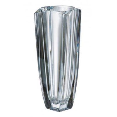 Krištáľová váza Are Vase 28 cm