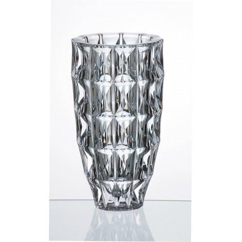 Krištáľová váza Dia Vase 28 cm