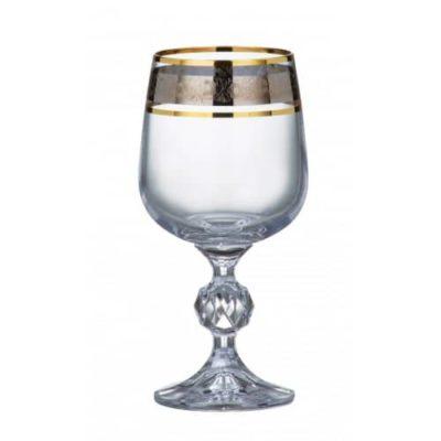 Poháre Klaud Dekor Glass 190 ml set 6 kusov