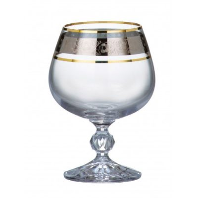 Poháre Klaud Dekor Glass 250 ml set 6 kusov