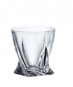 Pohár Quad Whisky Set Glass 340 ml