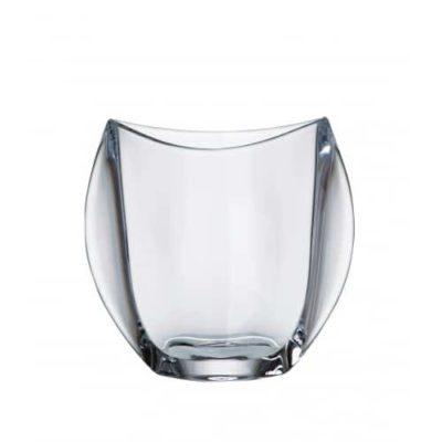 Krištáľová váza Orbi Vase 18 cm