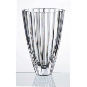 Krištáľová váza Oval Vase 30,5 cm