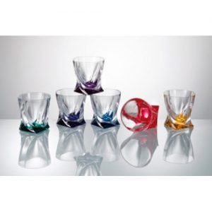 Pohár Quad Decoration Set 340 ml