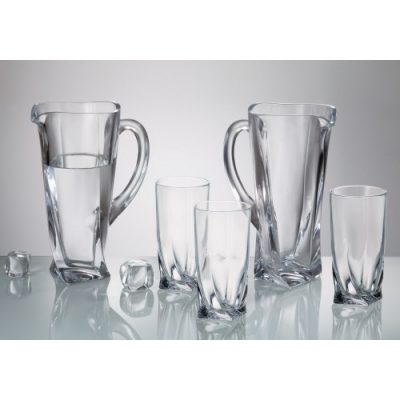 Set Quad 1 + 6 pohárov