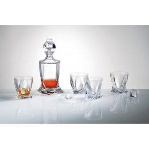 Set Quad Whisky 1 + 6 pohárov