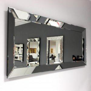 Zrkadlo Simple 180x90 cm