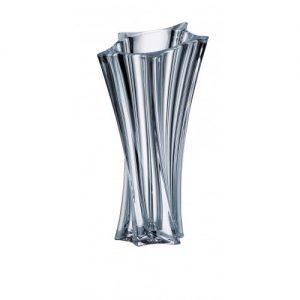 Krištáľová váza Yok Vase 33 cm