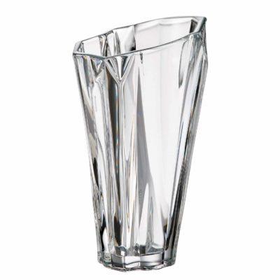 Krištáľová váza Eni vase 36 cm