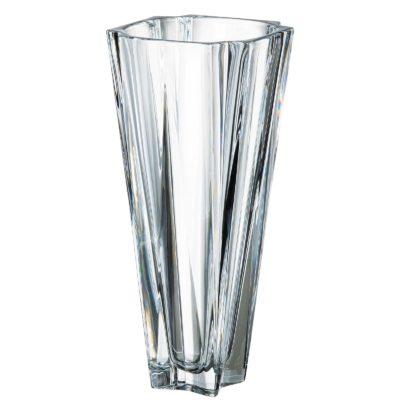 Krištáľová váza Metro vase 35 cm