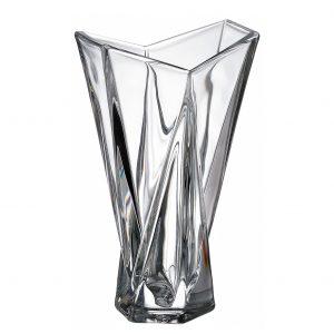 Krištáľová váza Ori vase 32 cm