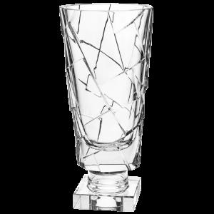 Krištáľová váza Cra ftd vase 38 cm