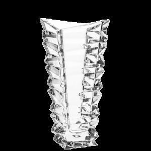 Krištáľová váza Roc vase 30,5 cm