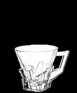 Pohár na čaj Cra tea cup 95 ml set 6 kusov