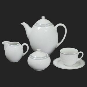 Kávová súprava pre 6 osôb Opsed ornament