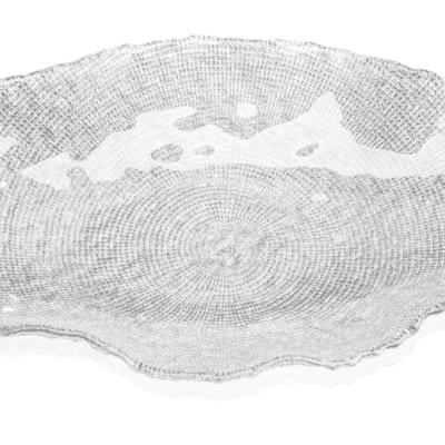 Miska oválna FOL číra 50 x 29 cm