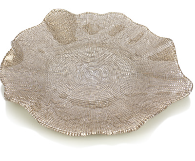 Tanier FOL tortoise metal D37 cm