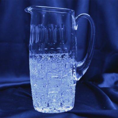Krištálový brúsený džbán 750 ml