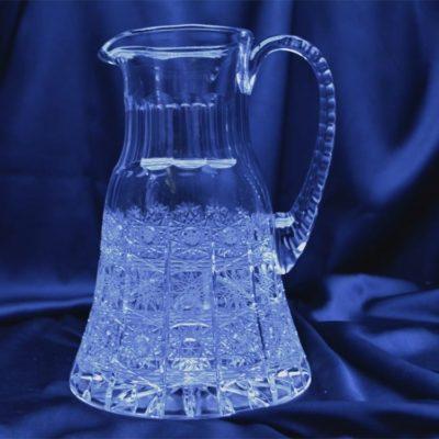 Krištálový brúsený džbán 1200 ml