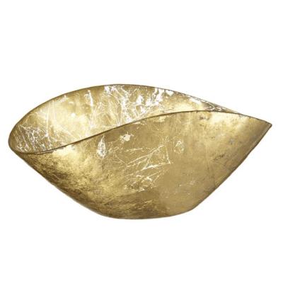 Misa BURA zlatá fólia D25 cm